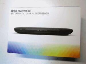 Telekom-Media-Receiver-401-Schwarz-500GB-Ultra-HD-Festplattenreceiver-IPTV-Typ-B