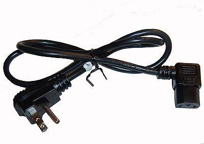 Orion LCD LED Plasma New TV Power Cord Cable 3/' Polaroid Telehealth Emerson