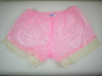 PVC Sexy Lace Cami knickers Adult Baby Neu