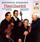 Beethoven Schumann Piano Quartets 0886975603626 CD