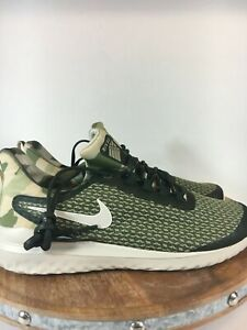 Nike-Mens-Renew-Rival-Camo-Basketball-Running-Shoes-BQ7160-300-Size-10-5