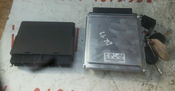 03 07 Ford Mondeo Mk3 2.0 16v 5dr Hb 130bhp Manual 6 Speed Ecu Set Ref Dr97 #701