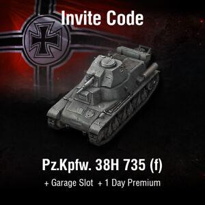 World-of-Tanks-WoT-Invite-Code-Pz-Kpfw-38H-735-f-Minimaus-EU-PC