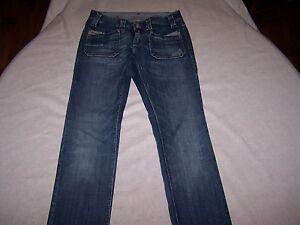Diesel Jeans (womens) WORN FEW TIMES 28 waist RN93243 CA25594 | eBay