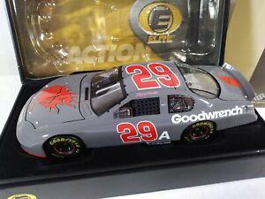 Action-Elite-Rcca-1-24-Kevin-Harvick-Test-Car-1-Of-600-2005-Monte-Carlo-Elite