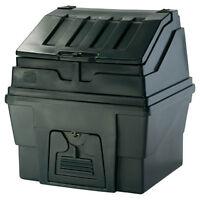 Edale Green Plastic 300kg Capacity Coal Bunker
