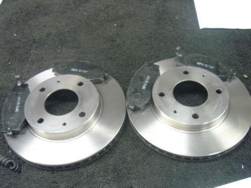 Disque ventilé PLAQUETTES TOYOTA COROLLA 1.3,1.4,1.6,2.0 d