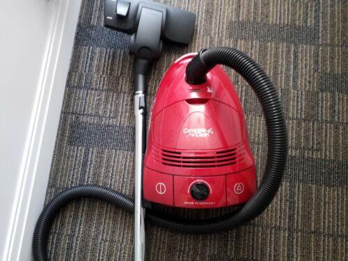 Morphy Richards vacuum cleaner bagged vac hoover w tools carpet valet car work