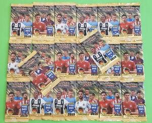 Panini Adrenalyn XL FIFA 365 2018-25 Booster Neu & OVP Verzamelkaarten, ruilkaarten