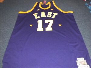info for 1a334 7eb1a Details about MITCHELL & NESS NBA THROWBACK EAST 1971-72 ALL-STAR JOHN  HAVLICEK JERSEY 60