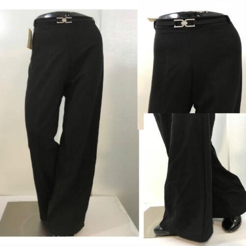 Pantalone Donna Jeans Zampa Vita Alta Vestibilita/' Comoda TG 52 54