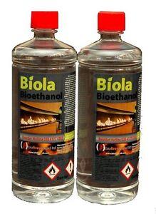 Bioethanol Fuel 2L