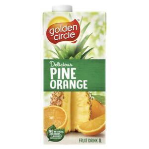 Golden Circle Pine Orange Fruit Drink 1L