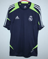 Real Madrid Spain training player issue shirt Adidas Size S Formotion
