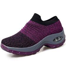 98bf24c9960 item 4 Women s Sport Air Cushion Sneakers Breathable Mesh Walking Slip-On  Running Shoes -Women s Sport Air Cushion Sneakers Breathable Mesh Walking  Slip-On ...