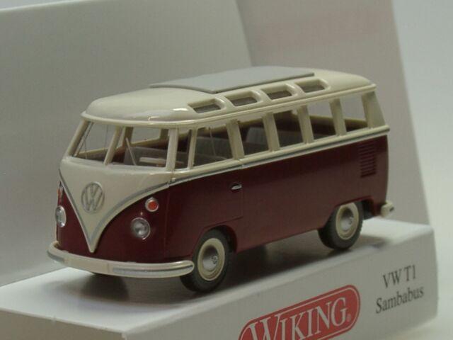 1//87 Wiking VW T1 ASG Flygfrakt 0797 13