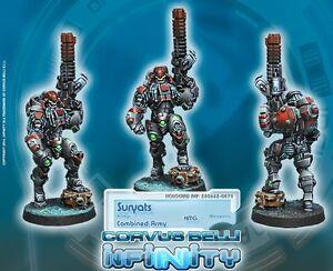 Infinity BNIB Combined Army - Suryats (HMG)