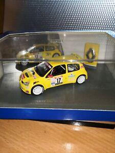 Renault Clio S1600 Rallye Mont Blanc 2002 Mercier/veret Uh 1/43