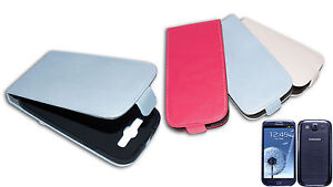 COVER-CUSTODIA-FLIP-A-CONCHIGLIA-GALAXY-S3-SIII-COMPATIBILE-X-SAMSUNG-i9300-Y