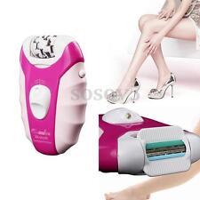 Rechargeable 2 in 1 Callus Remover Electric Epilator Leg Hair Removal EU Plug