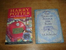 Harry Potter and the Philosopher's Stone,& beedle the bard,jk rowling