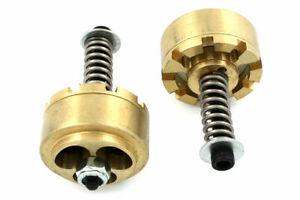 Adjustable-Gold-Valve-Cartridge-Fork-Emulators-For-Harley-Davidson-41mm