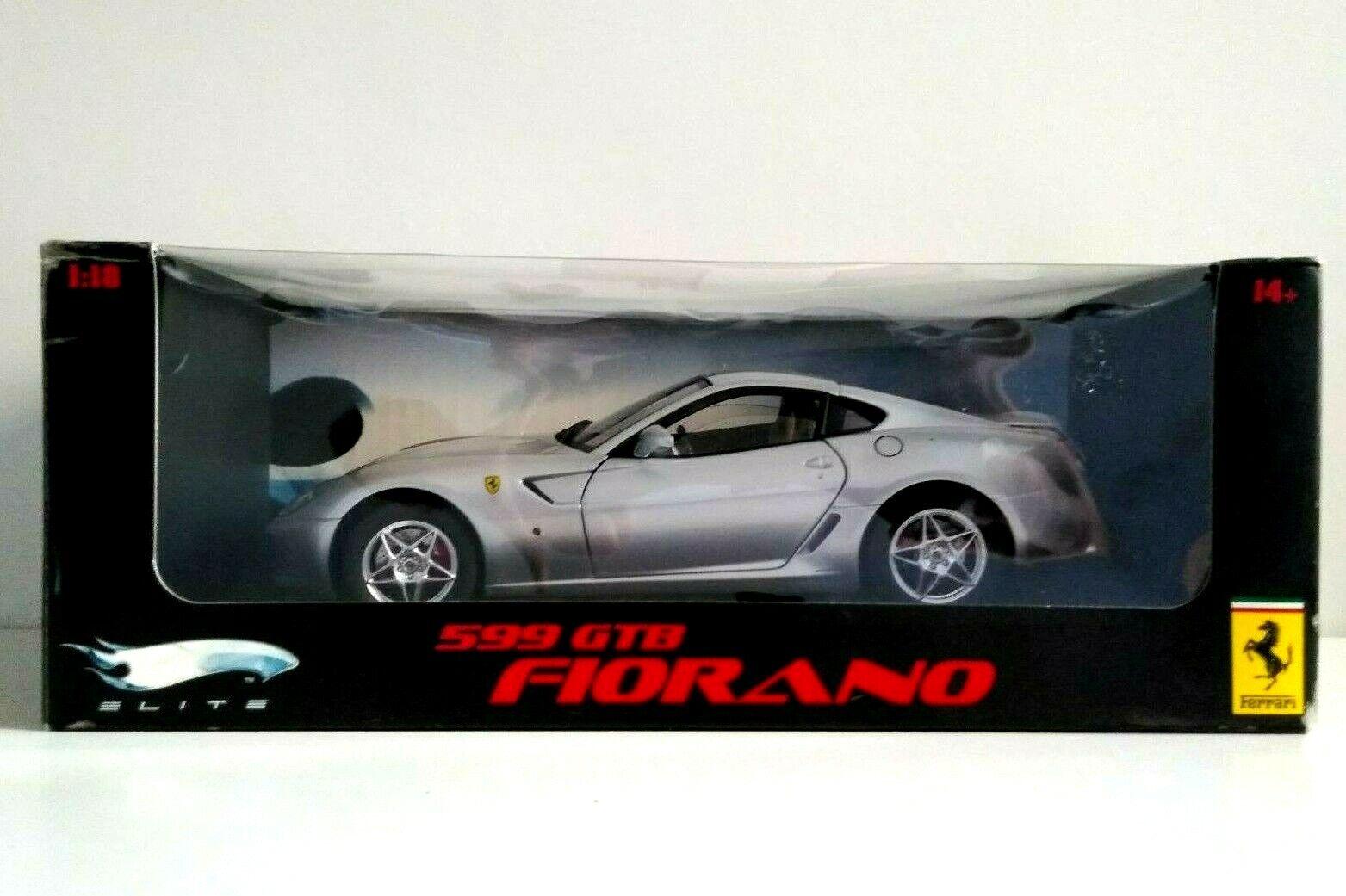 1 18 ELITE FERRARI 599 GTB