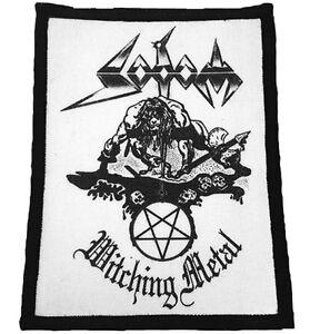SODOM-Witching-Metal-Patch-Aufnaeher-8x10cm-RARITAT