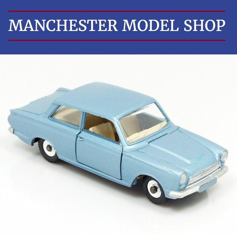 mejor servicio Dinky Juguetes Juguetes Juguetes 139 Ford Cortina Metálico Luz Azul Crema Interior Sin Caja Original  nuevo sádico