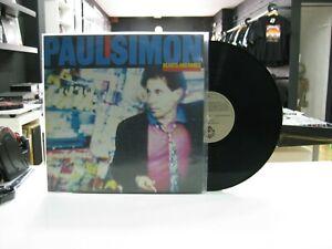 Paul Simon LP Venezuela Hearts and Bones 1983