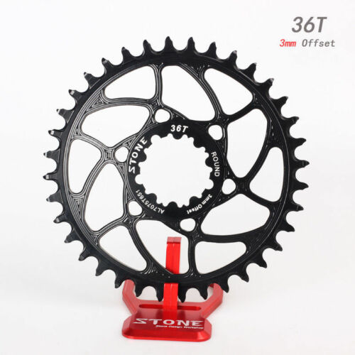Bicycle Circle Chainring 3mm Offset for Sram GXP Boost 148 Crank XX1 X0 X9 X01