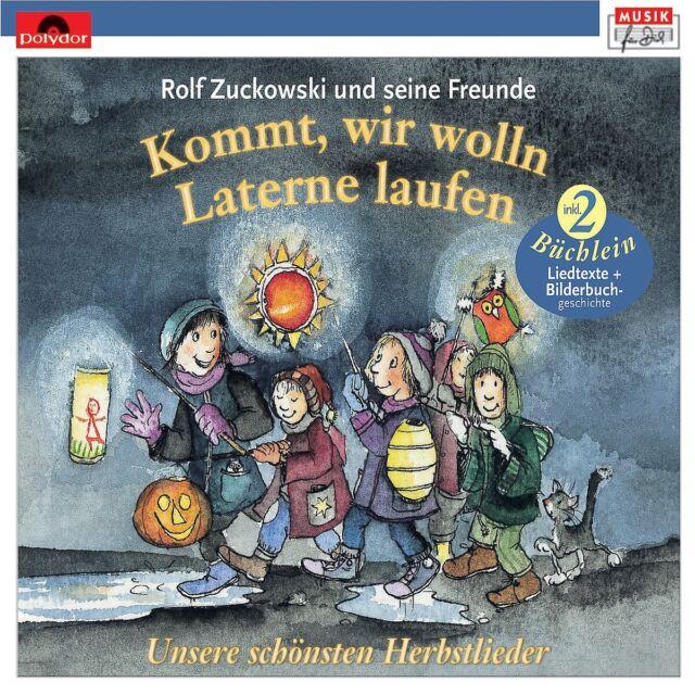 Rolf Zuckowski - Kommt, wir wolln Laterne laufen