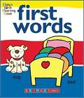 First Words by The Five Mile Press Pty Ltd (Board book, 2009)