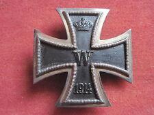 Original Eisernes Kreuz 1.Klasse 1914 gewölbtes Stück       Top!!!!!!!!