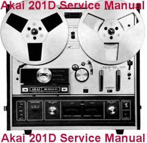 Reel to Reel Tape Recorder Manufacturers - Akai - Museum ...