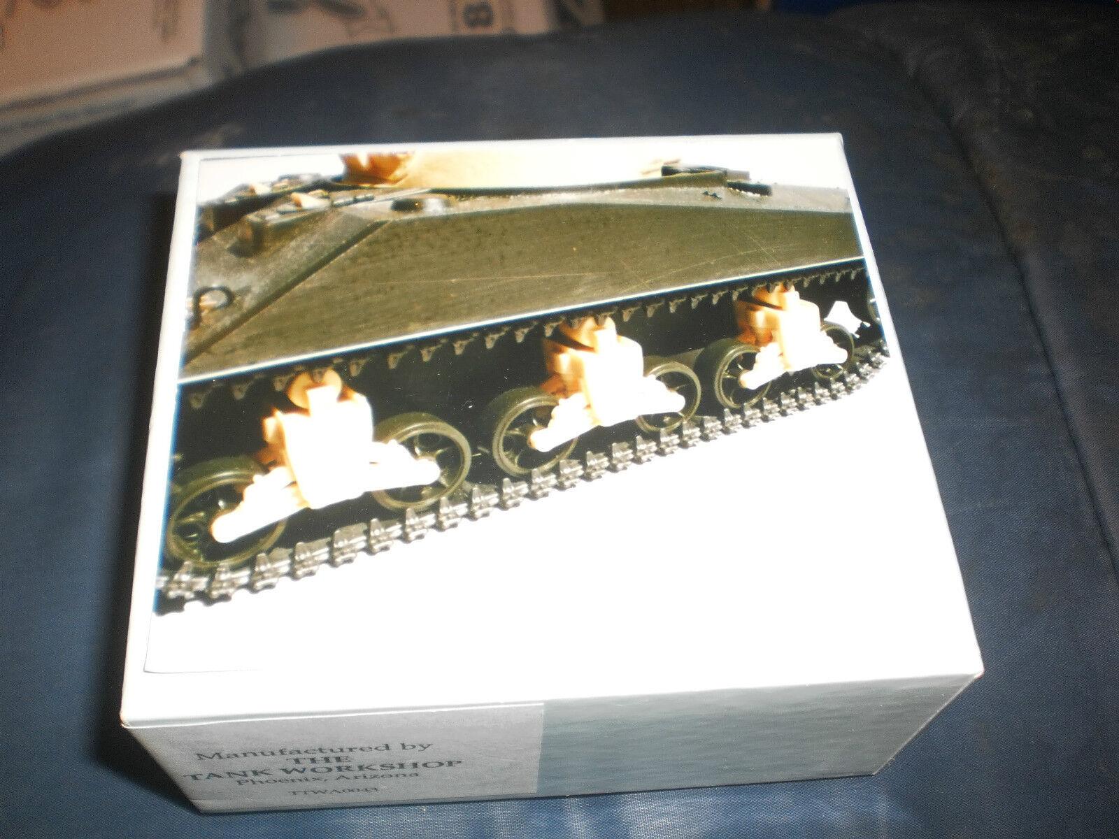 Tank Workshop 1 35 Complete M4 SUSPENSION SET (Tamiya) TWS0043