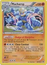 MACHAMP Holo Rare Pokemon Card Plasma Blast 49/101