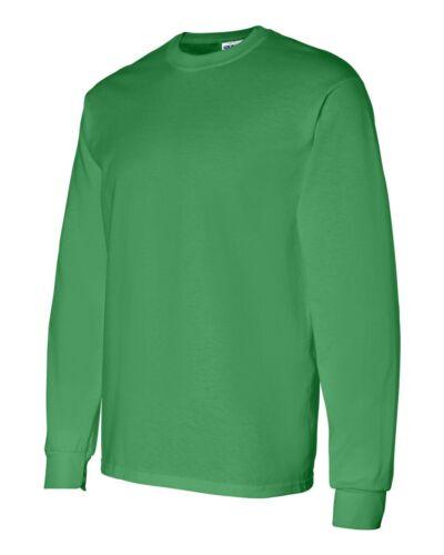 Heavy Cotton Long Sleeve T-Shirt 5400  S-3XL Gildan