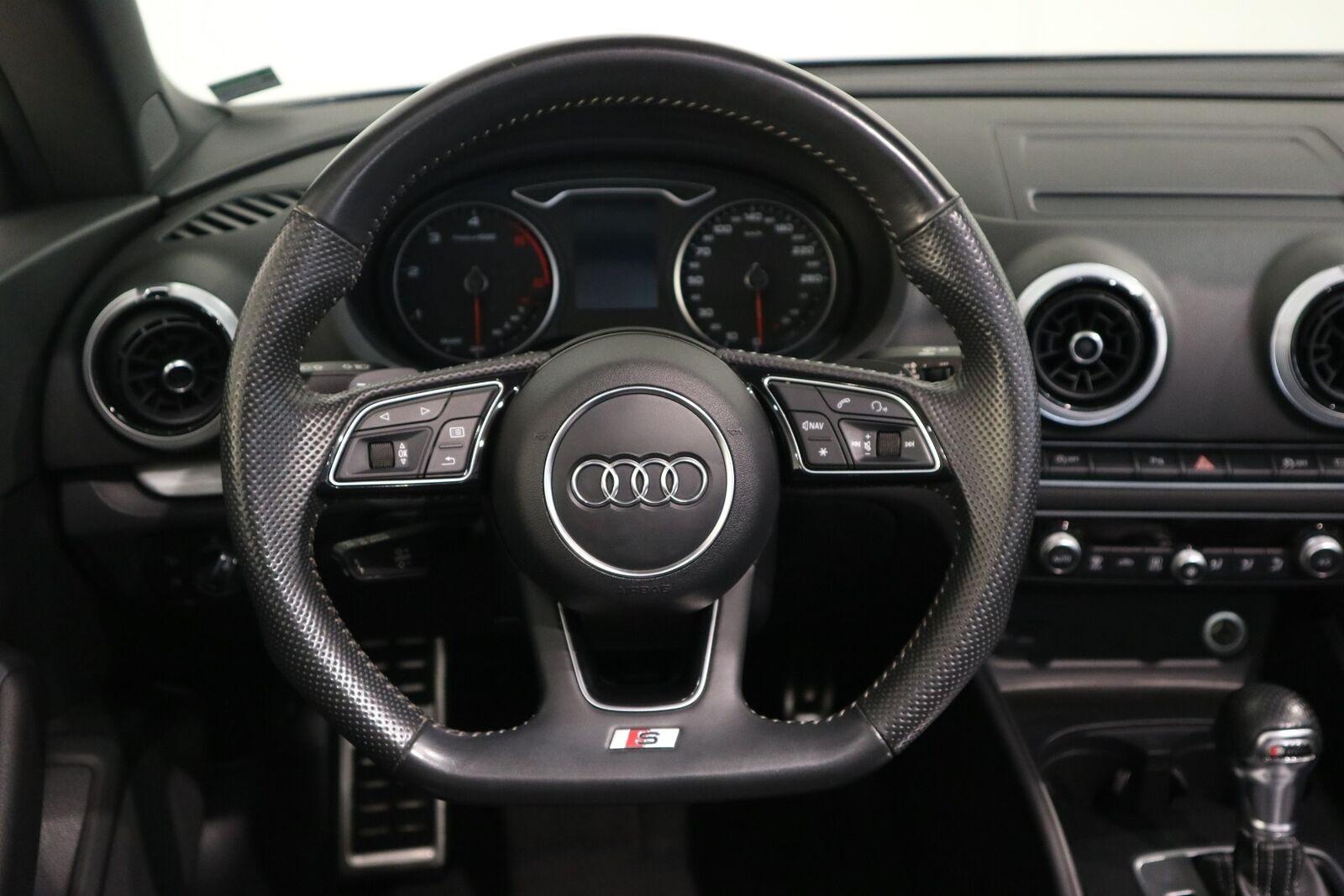 Audi A3 2,0 TDi 150 Sport Cabriolet S-tr. - billede 7