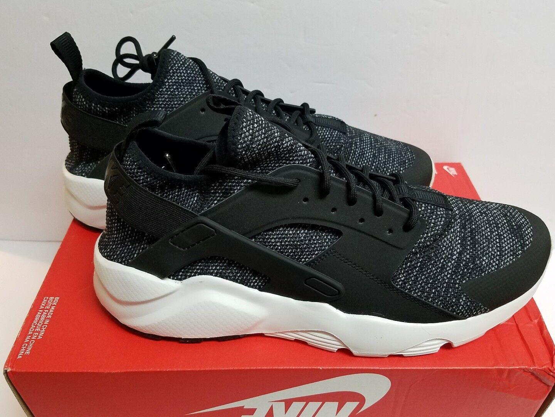 Mens Nike Air Huarache Run Ultra BR 833147 003 Black Black Brand New Size 11.5