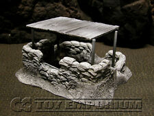 Build-a-Rama 1:32 Hand Painted Winterized Command Post