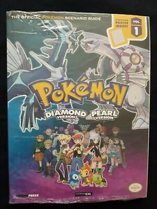 Adaptable Guide Pokémon Diamond & Pearl English New Sealed Emballage Fort