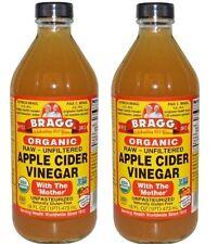 Bragg - Apple Cider Vinegar, 16 Oz (2 BTLS)