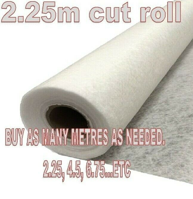 Weed Prevention Fabric GeoTextile Membrane Non-Woven & Strong 2.25 x ?