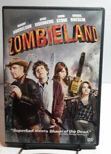 Zombieland (DVD,2010)Free S&H-Woody Harrelson,Jesse Eisenberg, Bill Murray