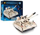 Small Army Challenger I Desert Electronic Tank