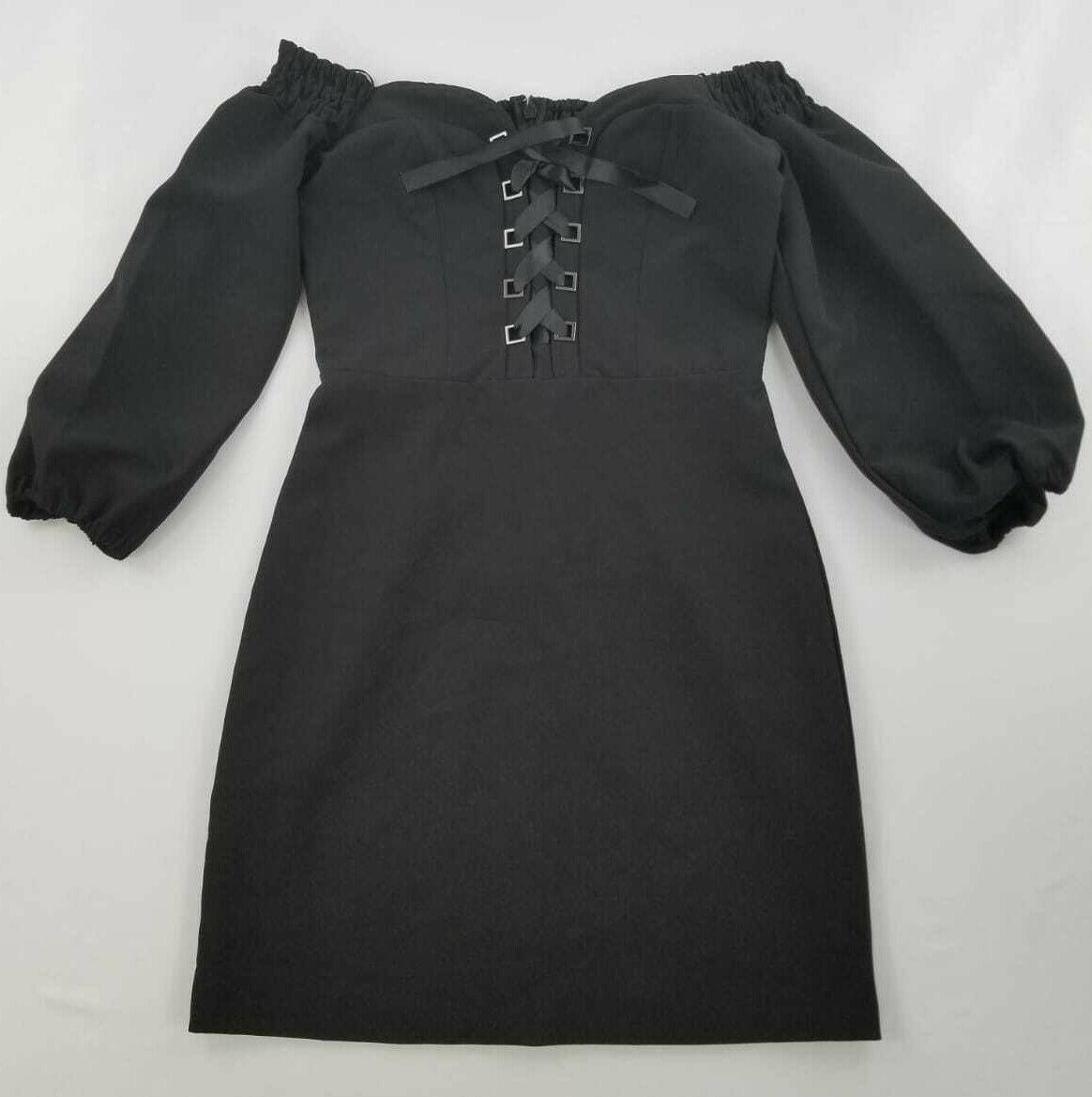Neu Devlin Damen Kleid Lydia Schwarz 0 0 0   Lebhaft  77df23