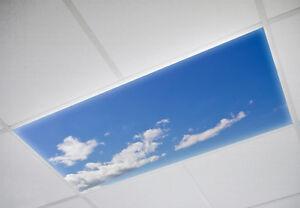 Fluorescent Light Covers >> Fluorescent Light Covers Cloud 014 Ebay