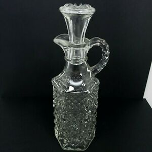 Wexford by Anchor Hocking Glass Cruet