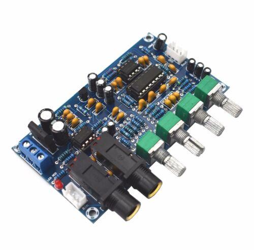 Microphone Audio Amplifier Board Karaoke Reverberation Board  PT2399